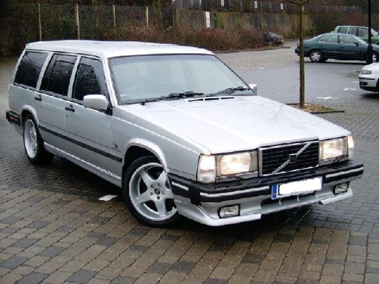 Topworldauto Photos Of Volvo 740 Photo Galleries 1990 240 Wiring Manual Turbo Estate View Download Wallpaper 640x480 Comments