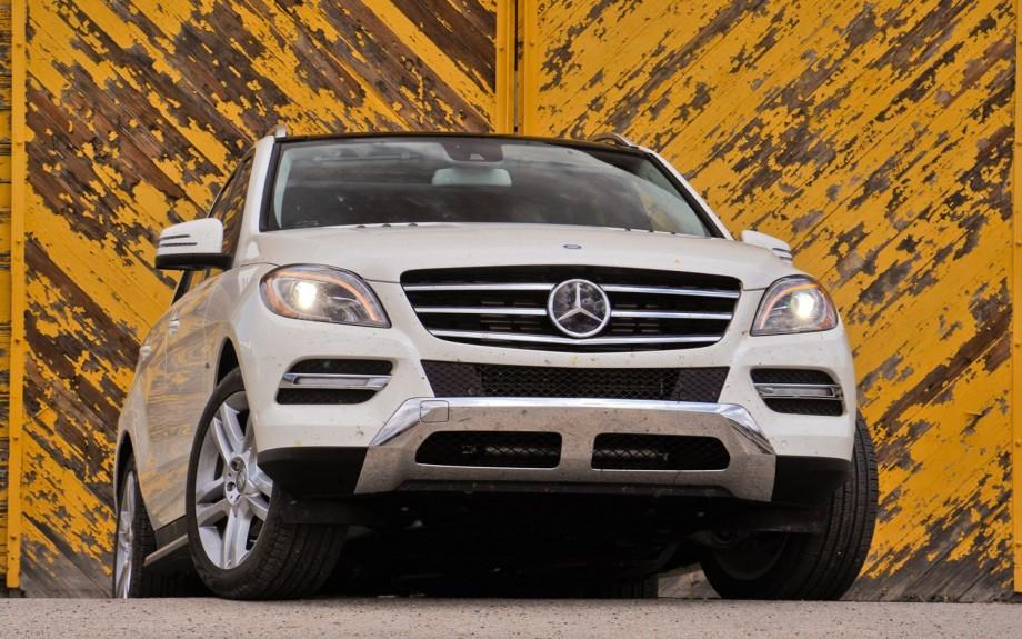 Mercedes ML 350 Bluetec скачать