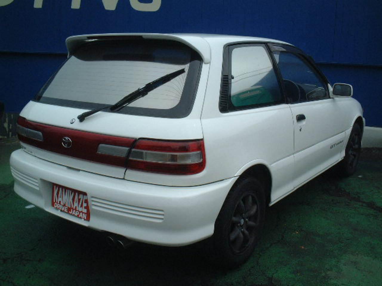 TopWorldAuto >> Photos of Toyota Starlet GT Limited - photo