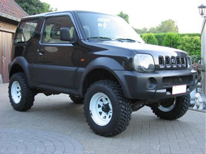 topworldauto photos of suzuki jimny red bull photo galleries. Black Bedroom Furniture Sets. Home Design Ideas