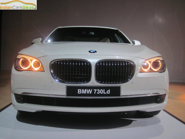 BMW India Car Launch Mumbai
