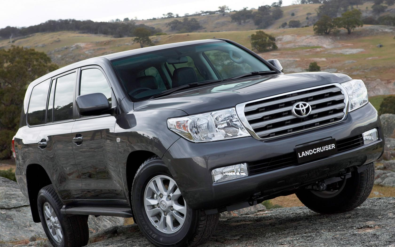 Toyota Land Cruiser 200. View Download Wallpaper. 1680x1050. Comments