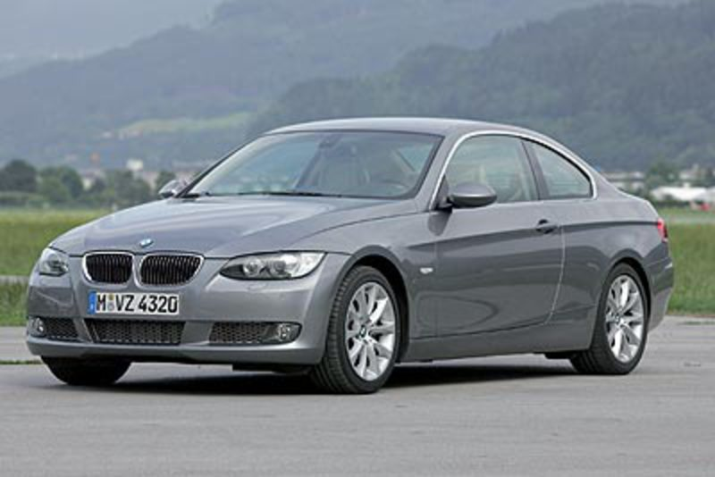 bmw 320 coupe Photo 7