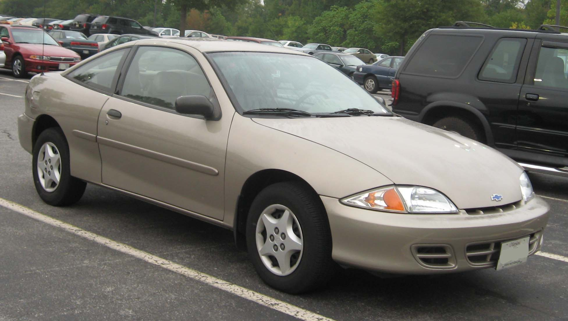 2000 chevrolet cavalier. Chevrolet Cavalier – Front. More images