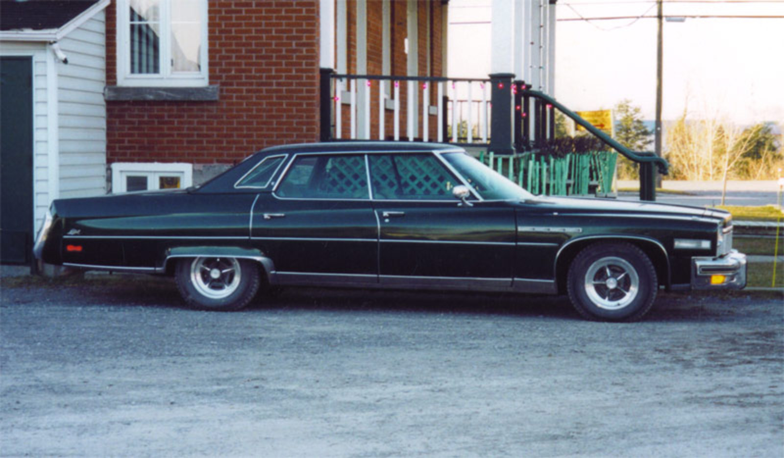 Buick Electra Limited F on 1967 Buick Lesabre 4 Door