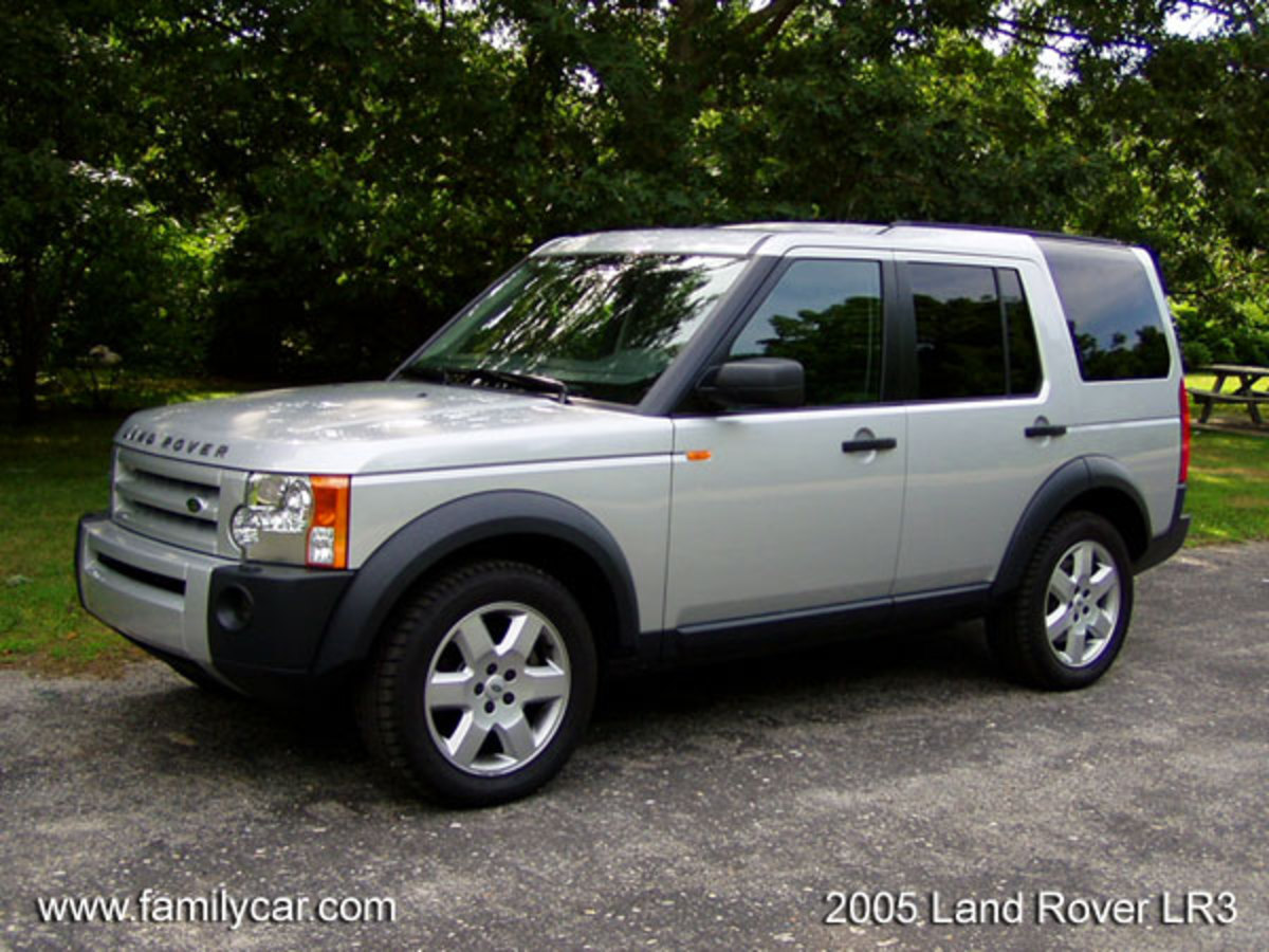 Land Rover LR3. View Download Wallpaper. 600x450. Comments