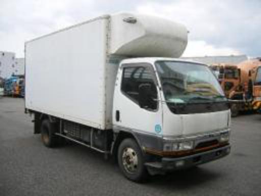 Available · Used Mitsubishi Canter