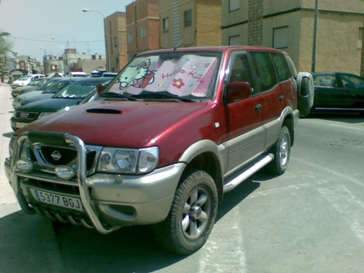 Nissan Terrano II 27 TDI - cars catalog, specs, features, photos, videos,
