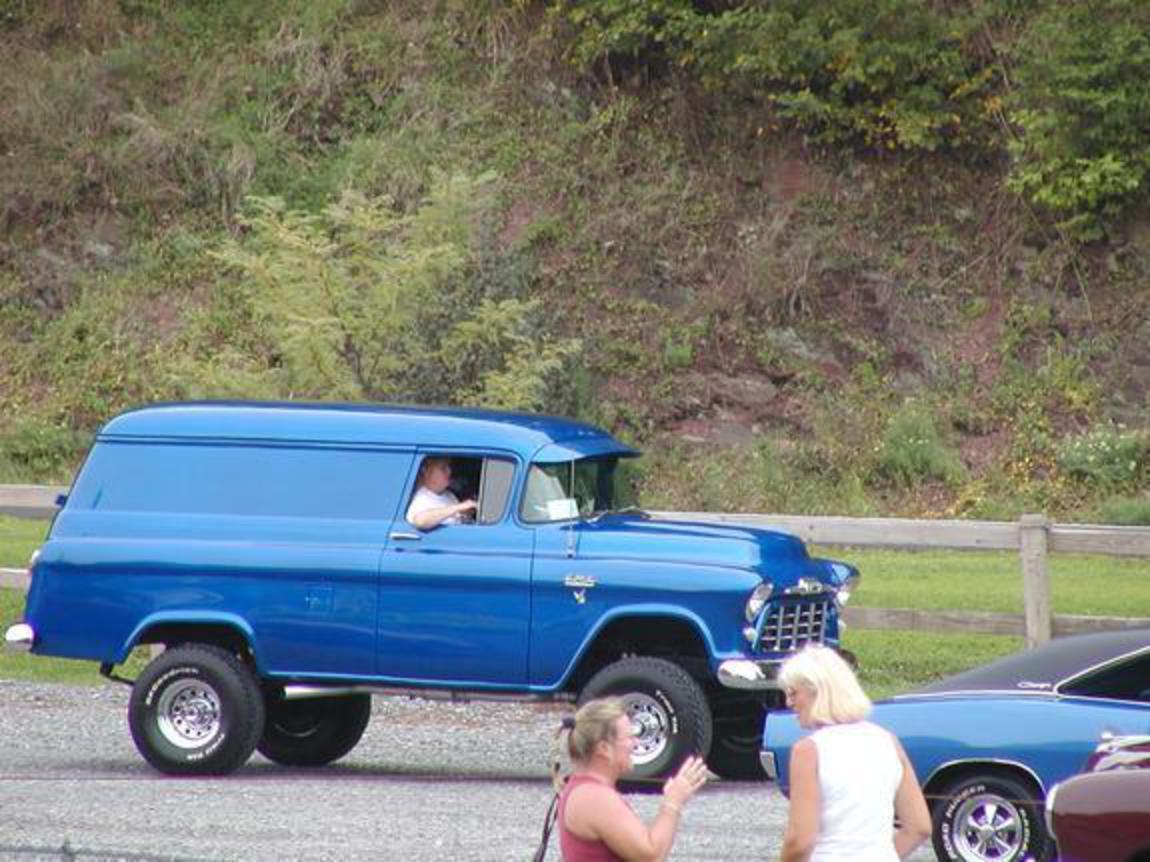 Topworldauto Photos Of Chevrolet Panel Van Photo Galleries 1957 Chevy Truck Panelshaun39s The
