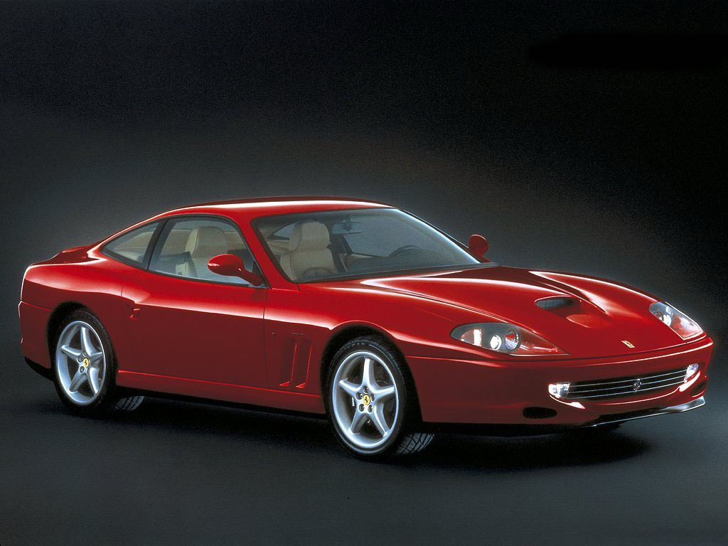 Picture ferrari-550-maranello-wallpapers-4 at