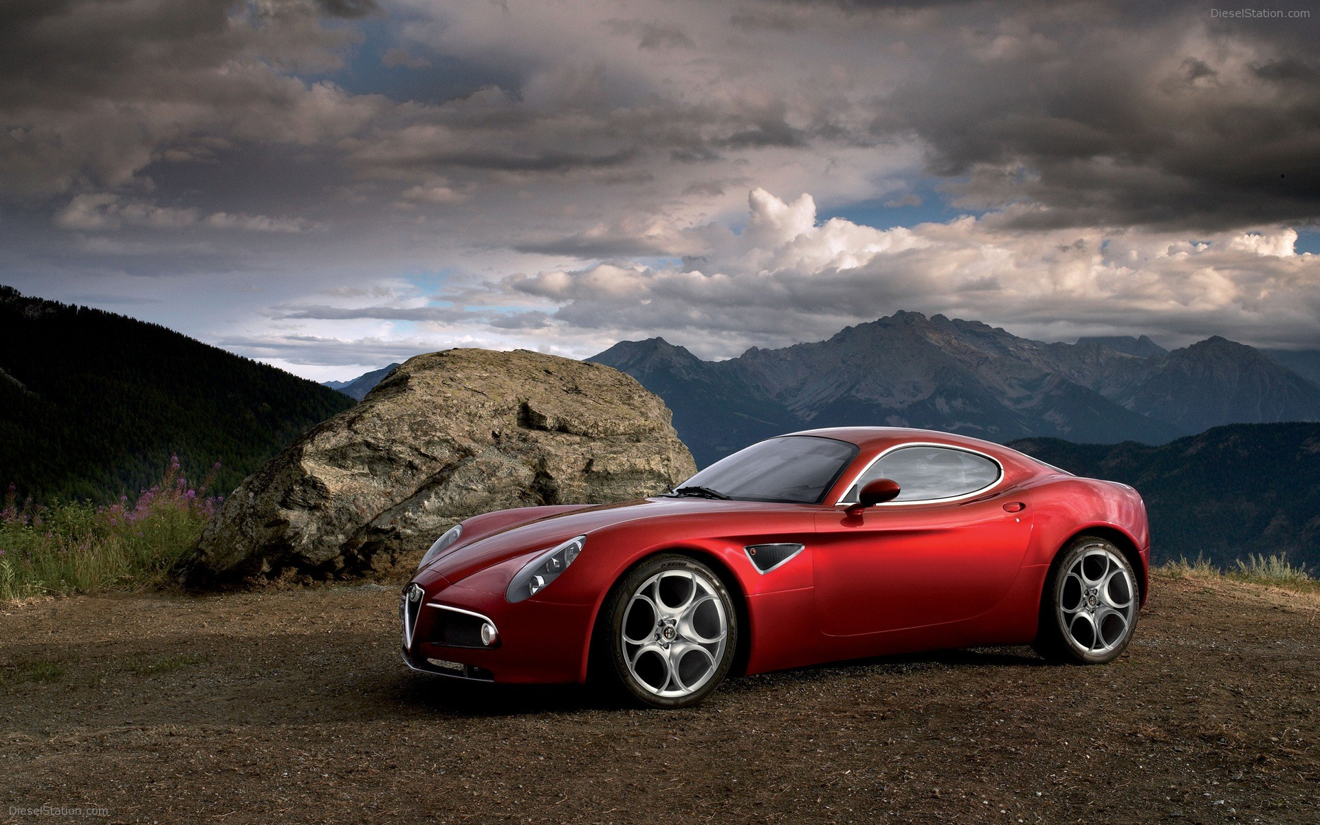 Alfa Romeo 8C Competizione - Car Photo at Dieselstation