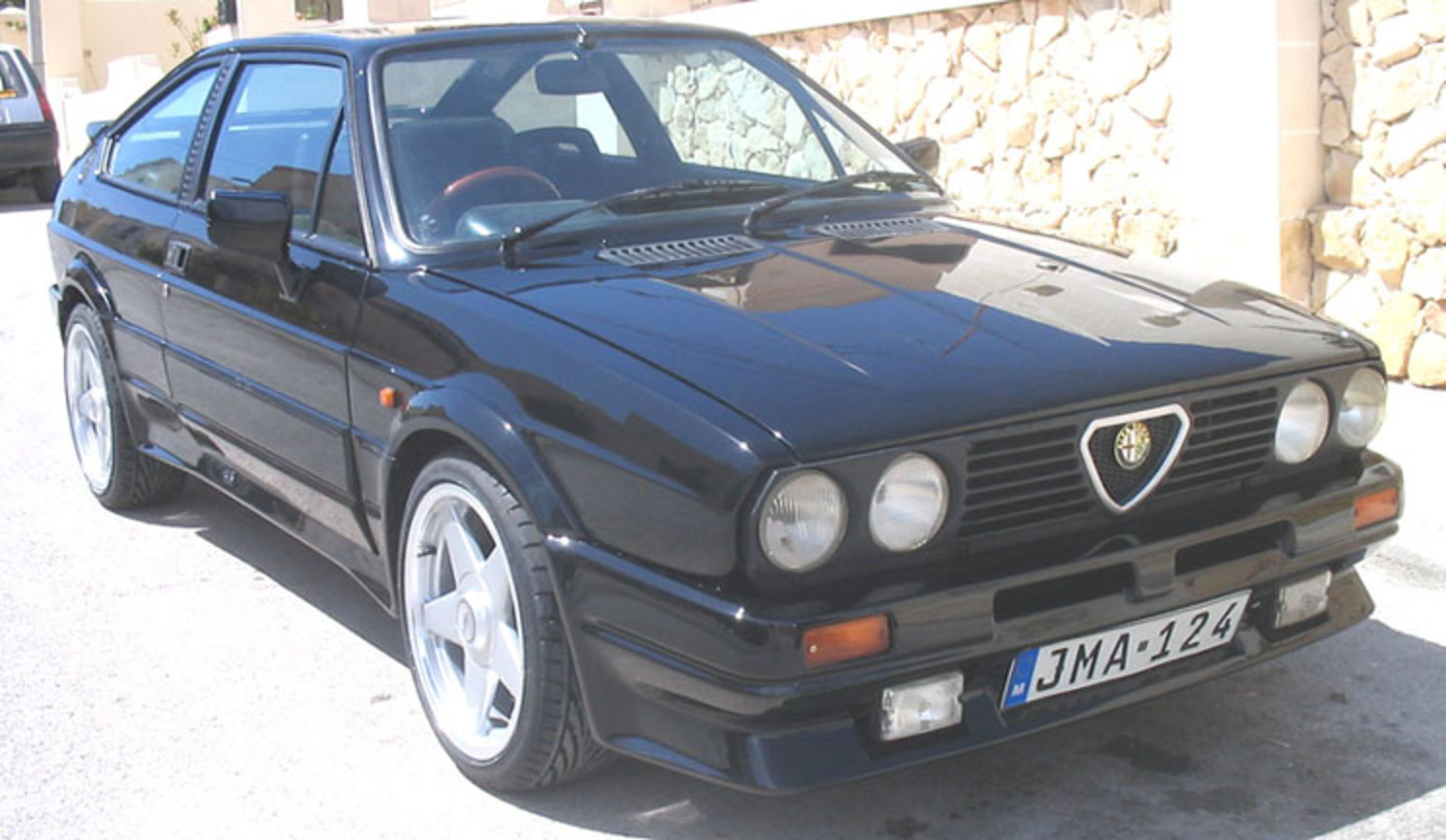 Complete Zender Body Kit For Alfa Romeo Alfasud Sprint For Sale - Alfa Romeo