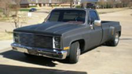 Owner: crashnburn73170. Year: 1986. Make: Chevrolet. Model: C30 Pickup