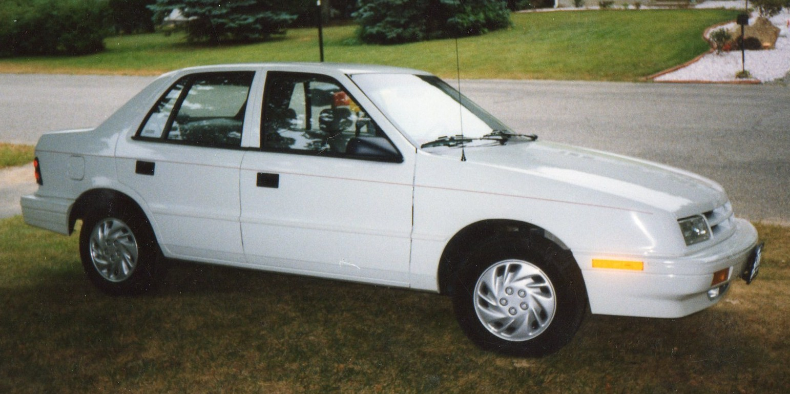1992 Dodge Shadow 4 Dr Highline Hatchback picture