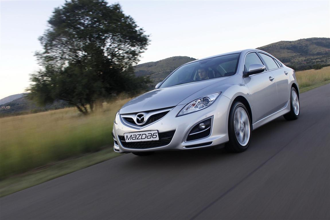 Mazda Enhances Their Mazda6 For The South African Market