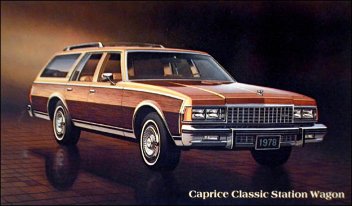 TopWorldAuto >> Photos of Chevrolet Caprice Classic State Wagon - photo galleries