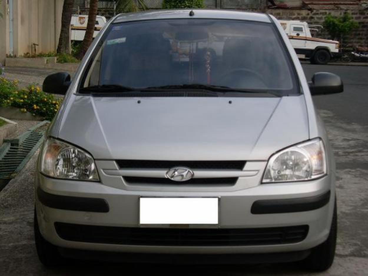 Pictures of Hyundai Getz GL 2005