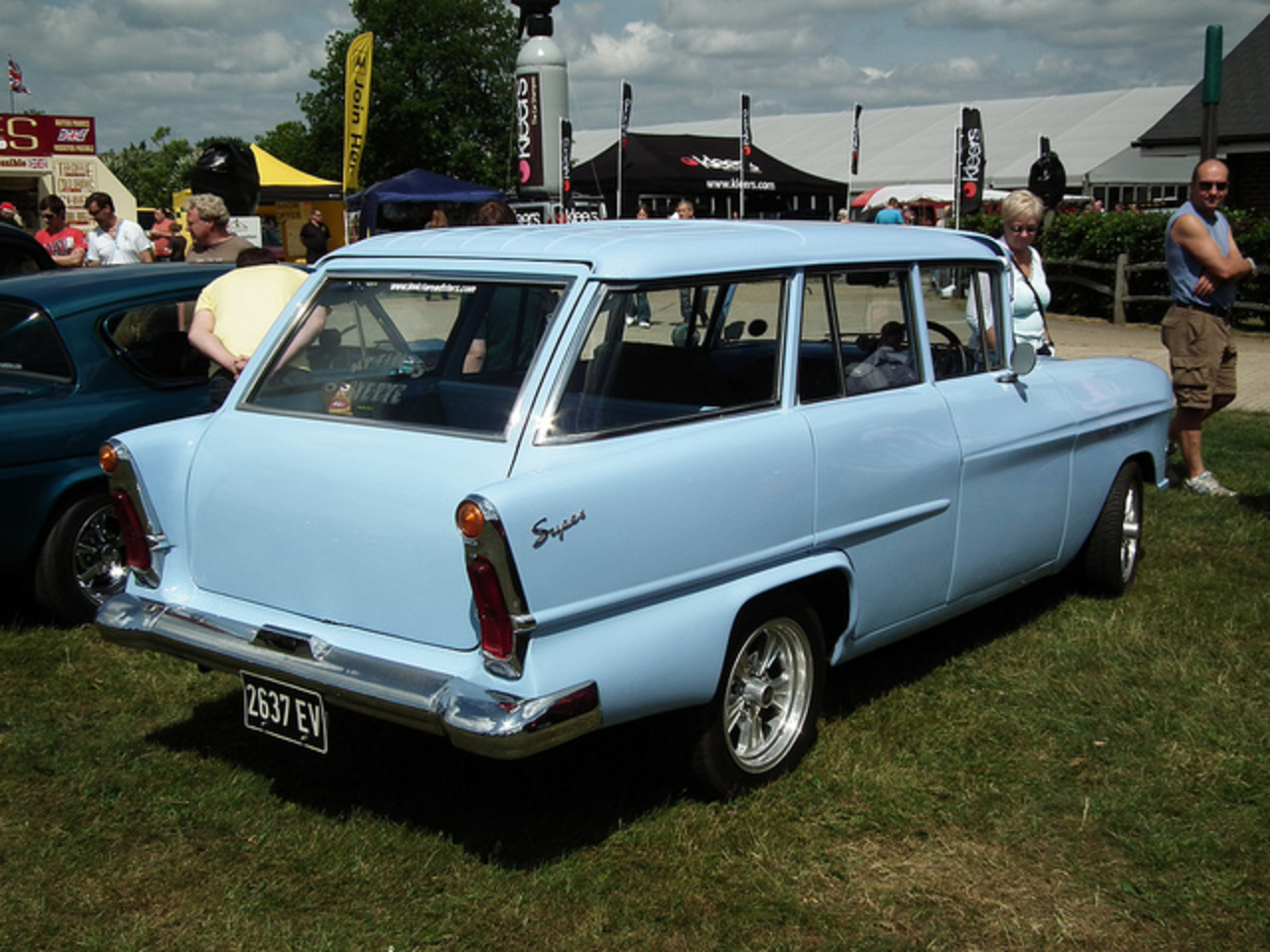 Vauxhall Victor Super Estate. View Download Wallpaper. 640x480. Comments
