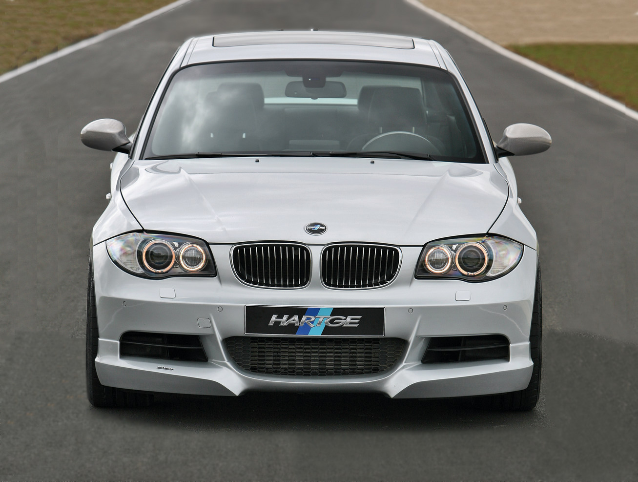 Hartge – BMW 135i 350hp Famous tuner, Hartge, has modified the BMW 135i with