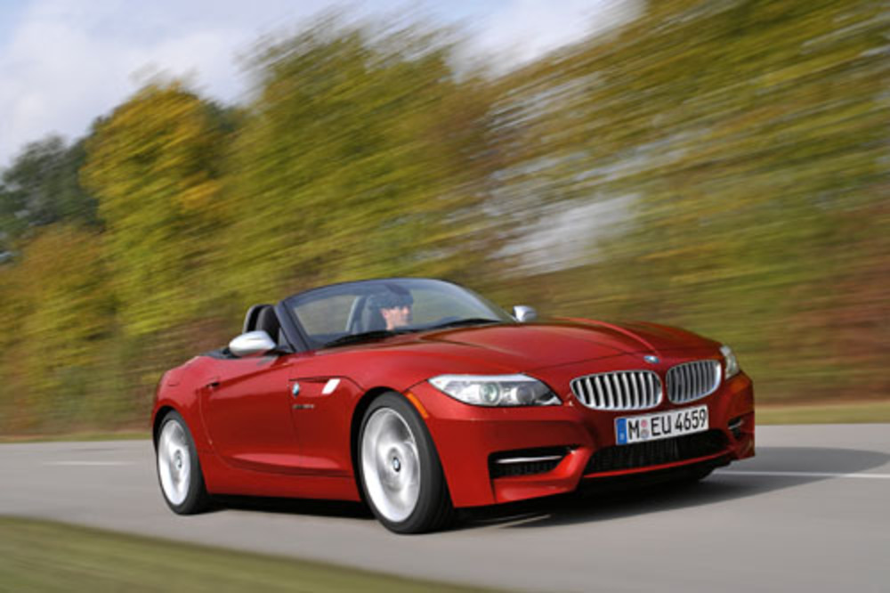 BMW's classic roadster enters the 2011 model year with a number of changes