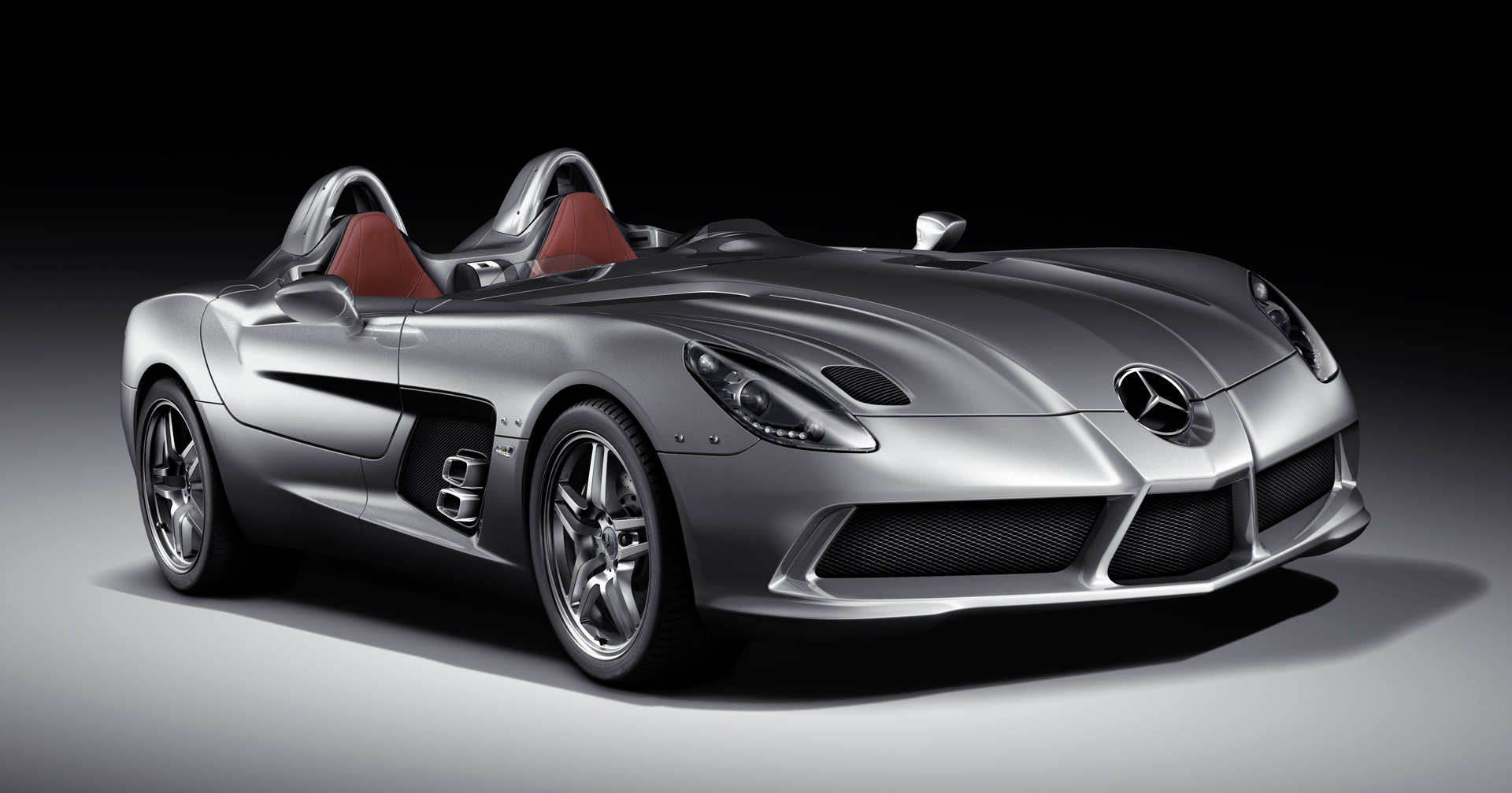 Download This High Resolution Picture of the 2010 Mercedes-Benz SLR Stirling