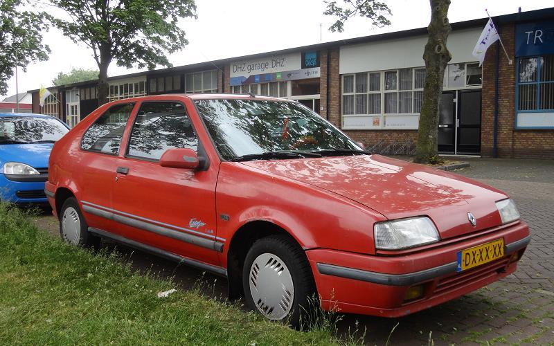 Renault 19 TR 1.4 Europa 13-4-1992