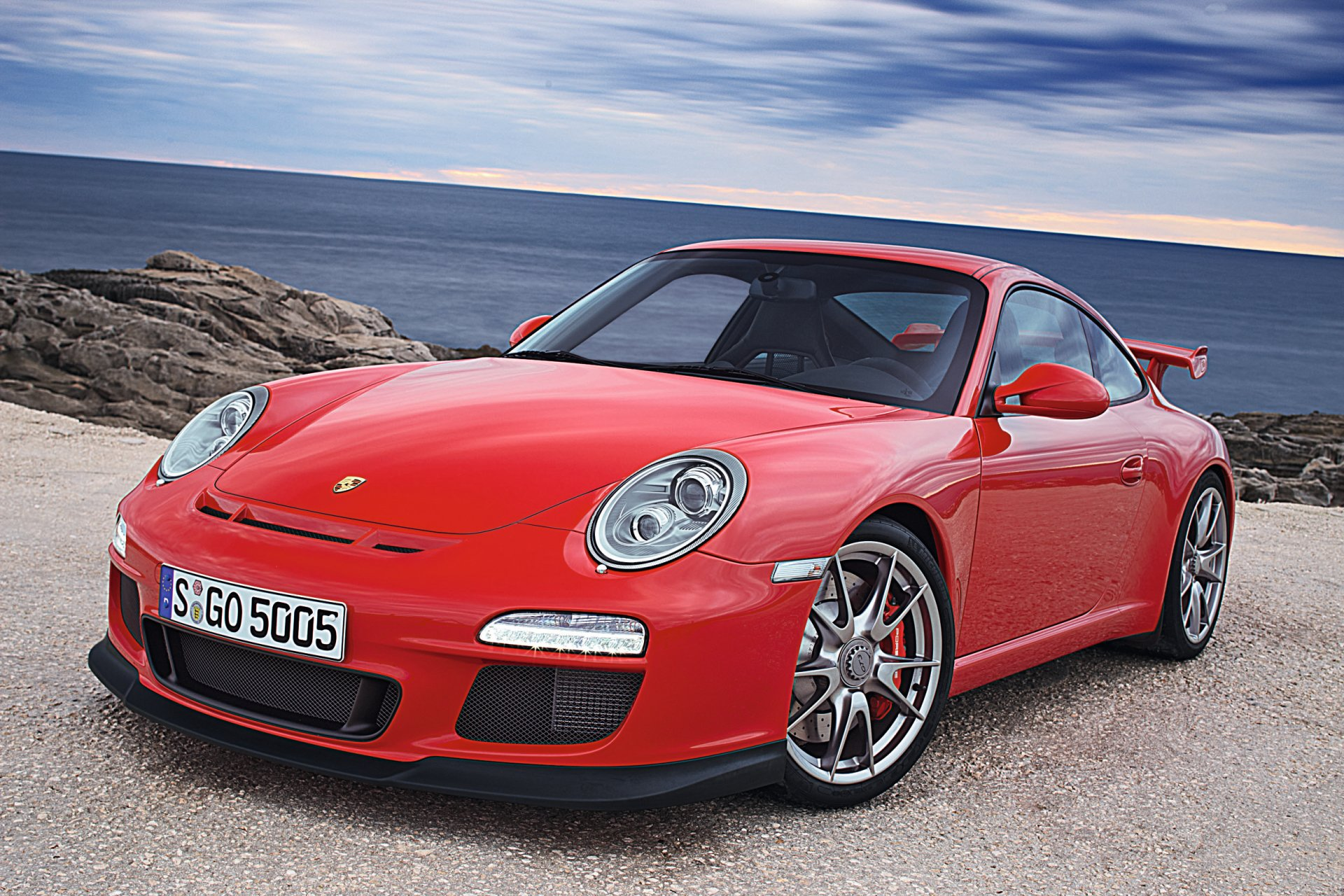 Download This High Resolution Picture of the 2010 Porsche 911 GT3