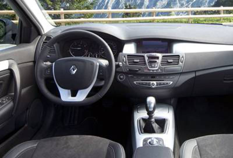 TopWorldAuto >> Photos of Renault Laguna 3 Grandtour - photo galleries