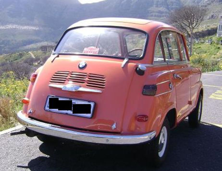 BMW-Isetta 600: 01 photo