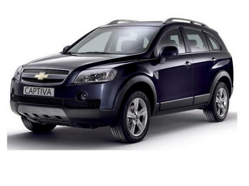 Chevrolet Captiva Images. See All Captiva Images