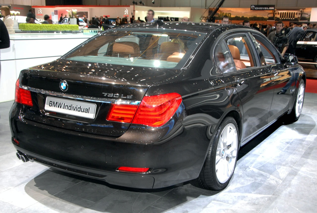 BMW 730Ld - huge collection of cars, auto news and reviews, car vitals,