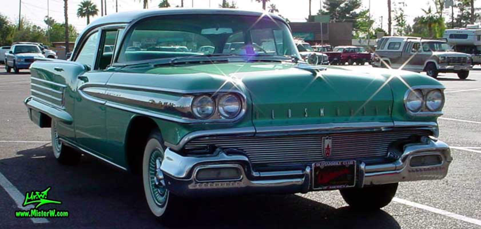 Oldsmobile 98 Sedan. View Download Wallpaper. 841x400. Comments