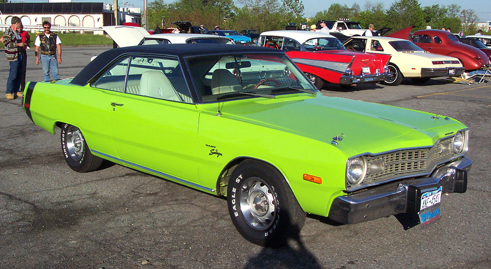 1973 Dodge Dart picture, exterior
