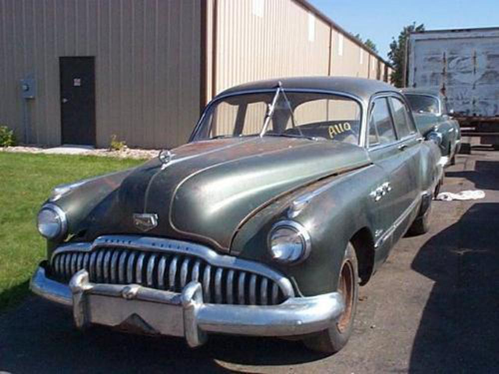 Buick Super 4dr HT. View Download Wallpaper. 500x375. Comments