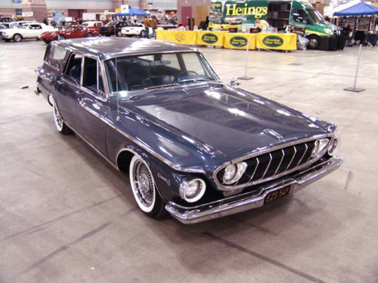 Dodge 440 Station Wagon - huge collection of cars, auto news and reviews,