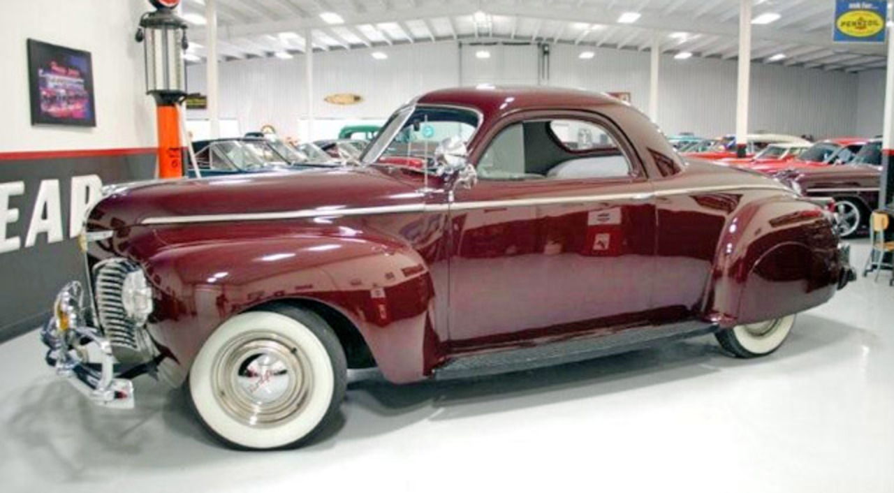 Classic Car Photo Gallery: 1941 Dodge Business Coupe: Drivers Side View