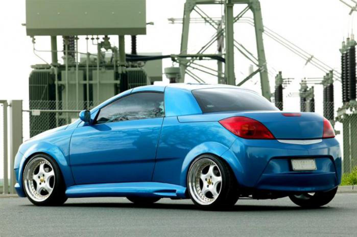 Opel Tigra: 05 photo