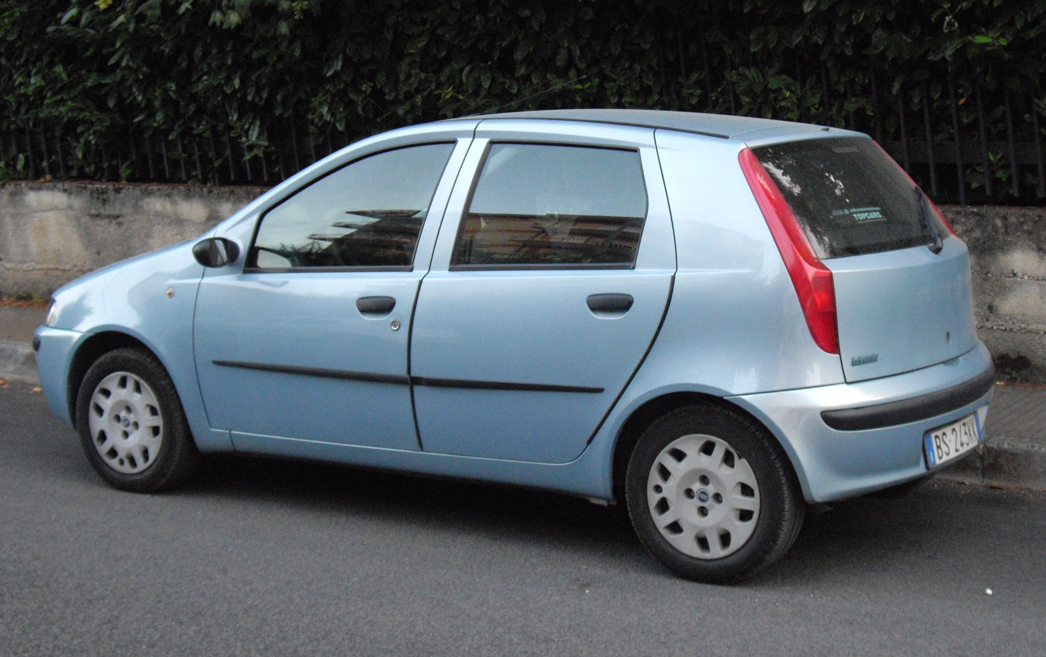TopWorldAuto >> Photos of Fiat Punto mk2 - photo galleries