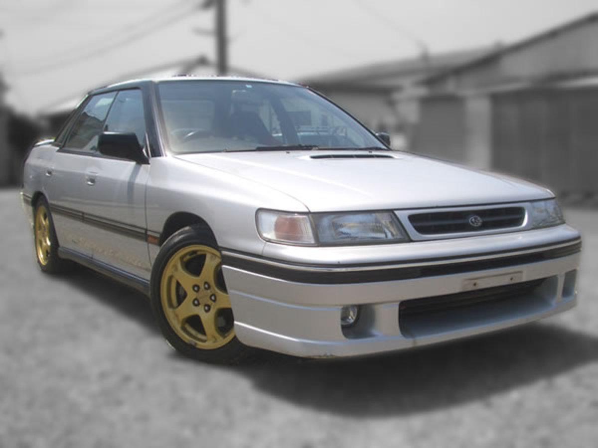 Topworldauto Gt Gt Photos Of Subaru Legacy Rs Photo Galleries