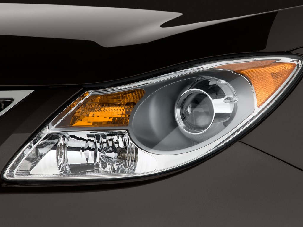2011 Hyundai Veracruz - Photo Gallery
