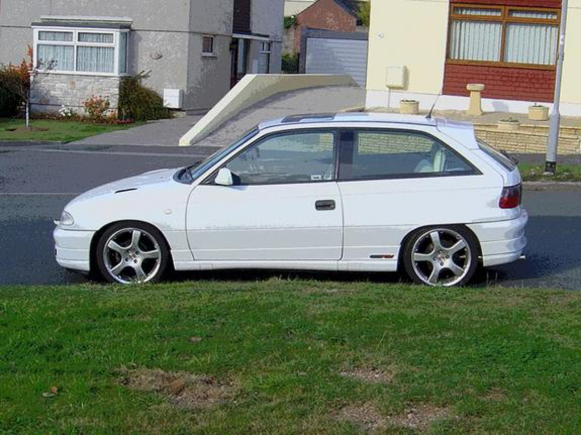 "1992 Opel Astra ""gsi"" - PLYMOUTH, UN owned by matt21c Page:1 at Cardomain."