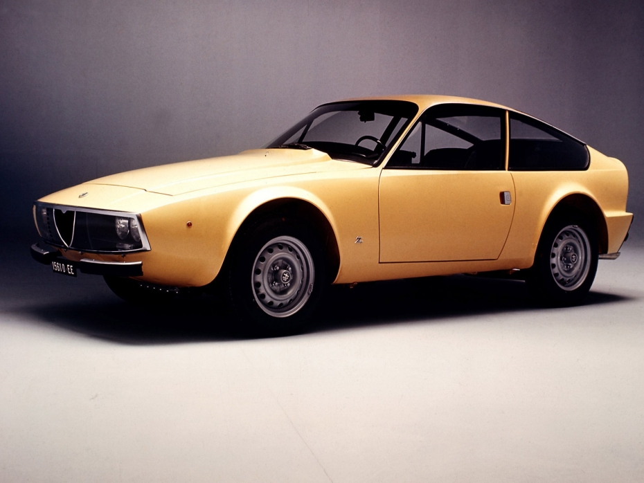 Alfa Romeo Giulia 1600 GT Junior wallpaper · < Previous. Link to this page: