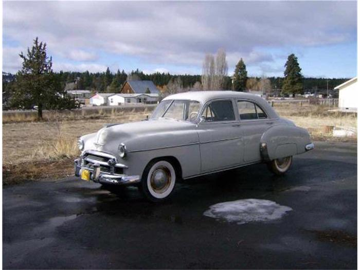 1950 Chevrolet Styleline Deluxe For Sale | ClassicCars.com