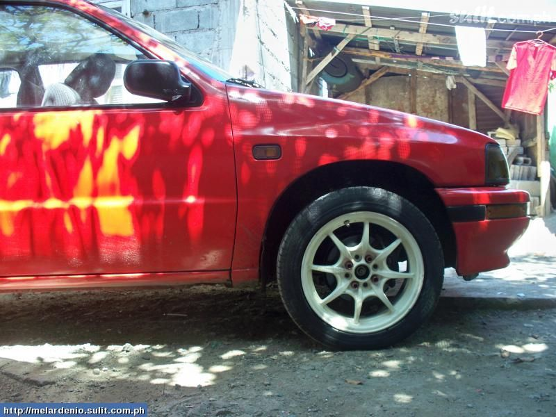 Daihatsu Applause 1992 Tuning - Fotos de coches - Zcoches