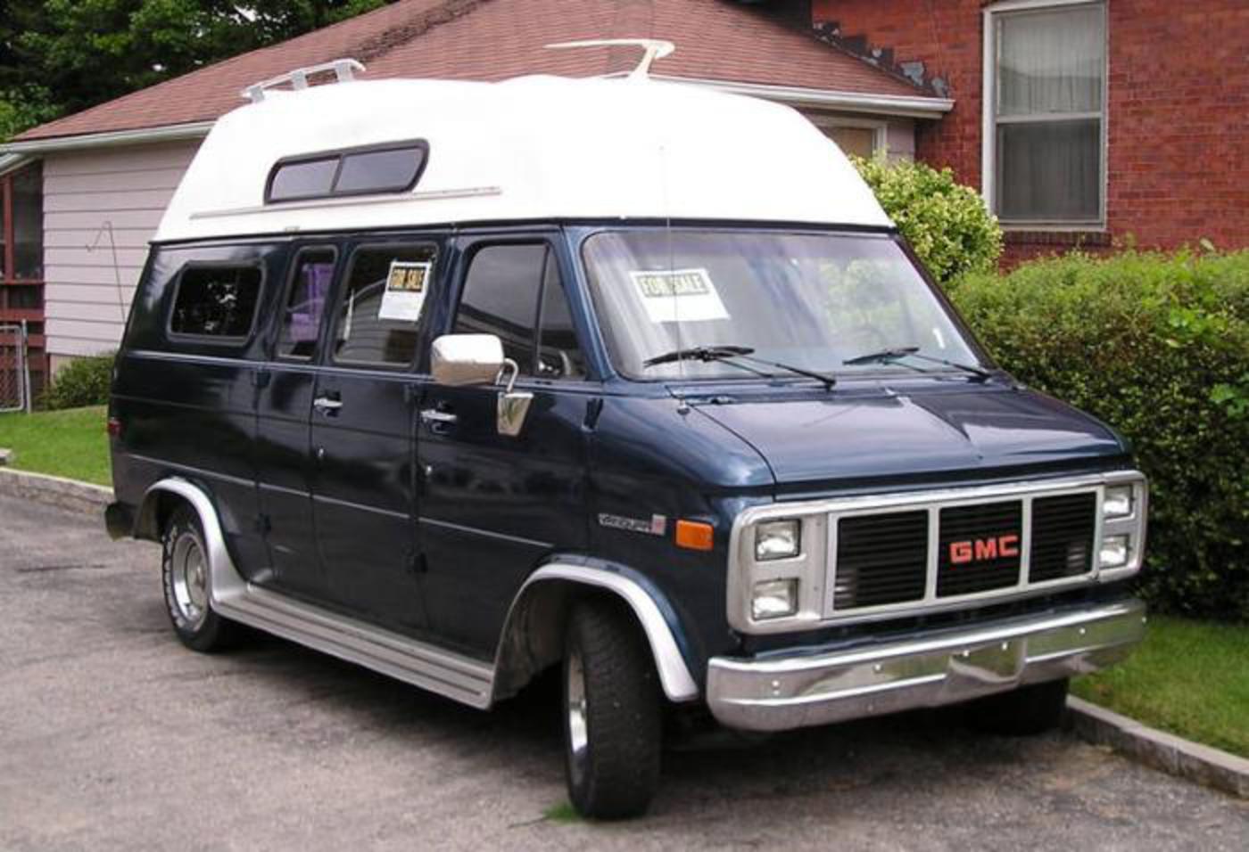 TopWorldAuto >> Photos Of GMC Camper Van