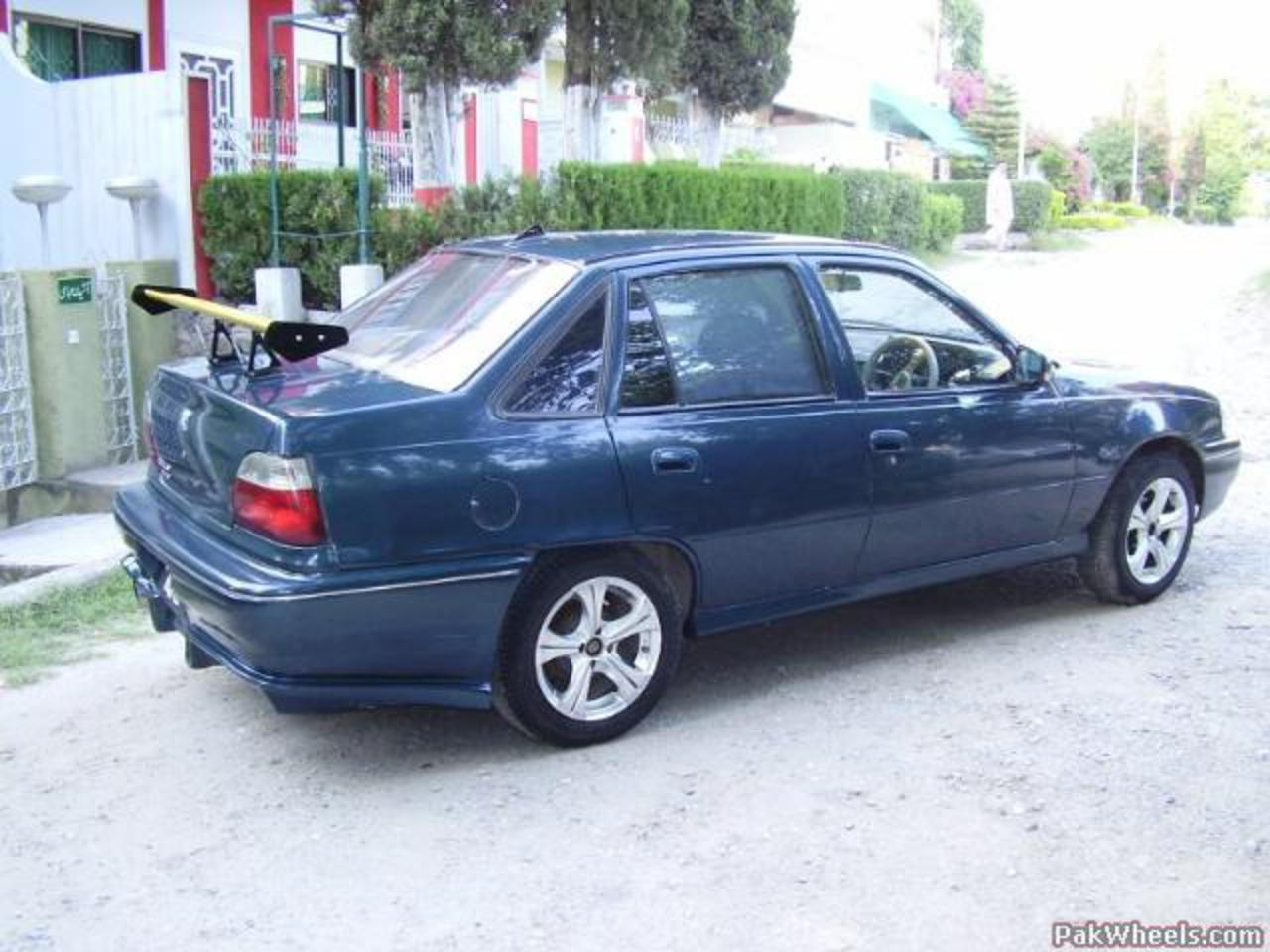 Topworldauto Photos Of Daewoo Cielo Photo Galleries 1997 Workshop Manual With 15 Dohc 16v Engine For Sale