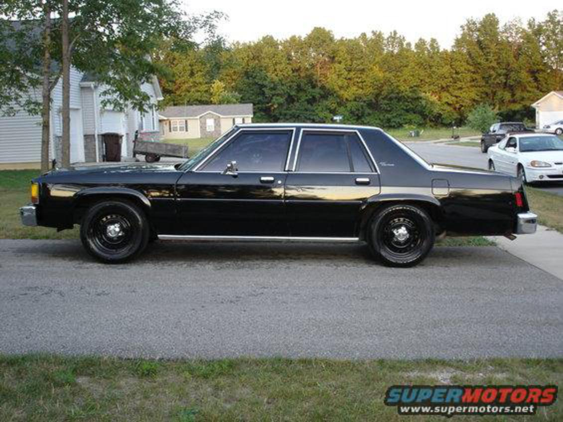 Torquelover Gt Ford Crown Victoria Ltd C Ee