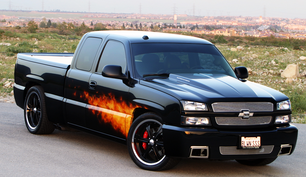 Topworldauto Gt Gt Photos Of Chevrolet Silverado Ss Photo
