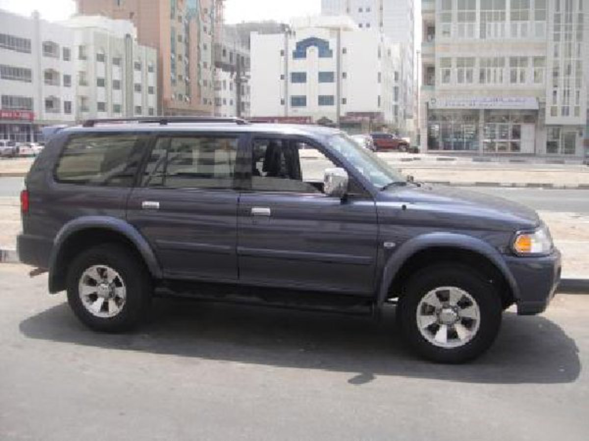 Mitsubishi Nativa GLS. View Download Wallpaper. 600x449. Comments