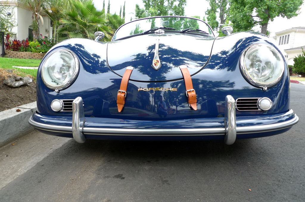 built on an original 1956 volkswagen frame nick s 356